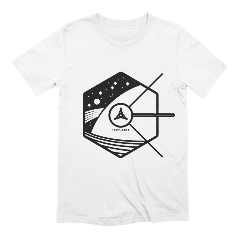 In Honour of Cassini–Huygens Men's Extra Soft T-Shirt by Gintron
