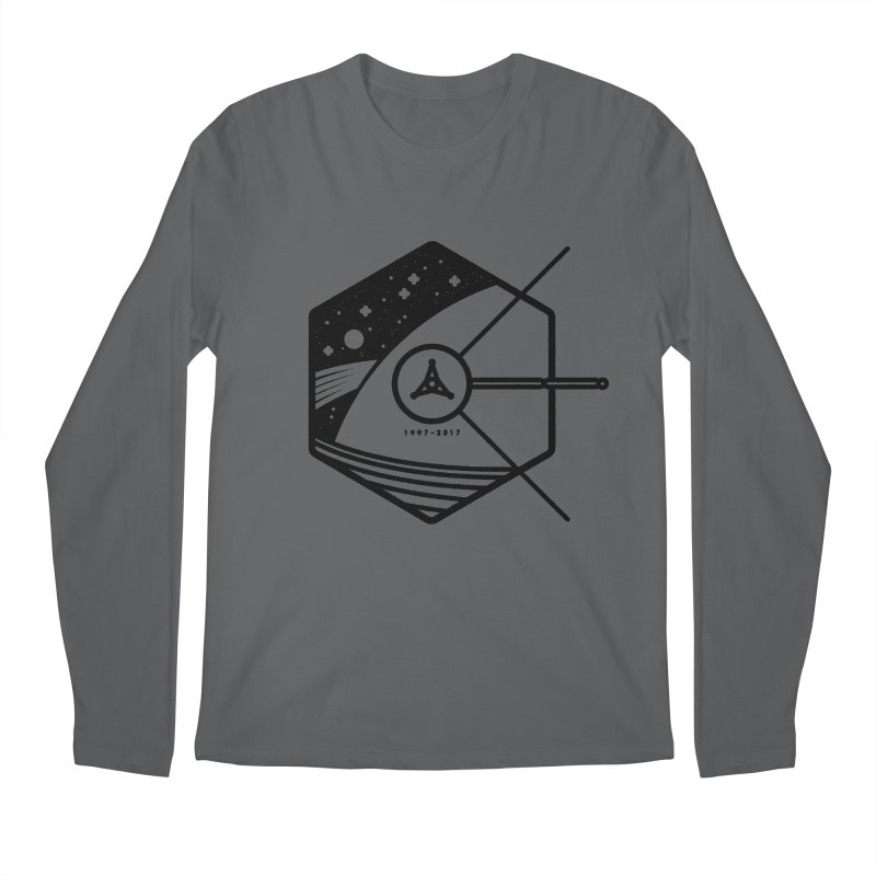 In Honour of Cassini–Huygens Men's Longsleeve T-Shirt by Gintron