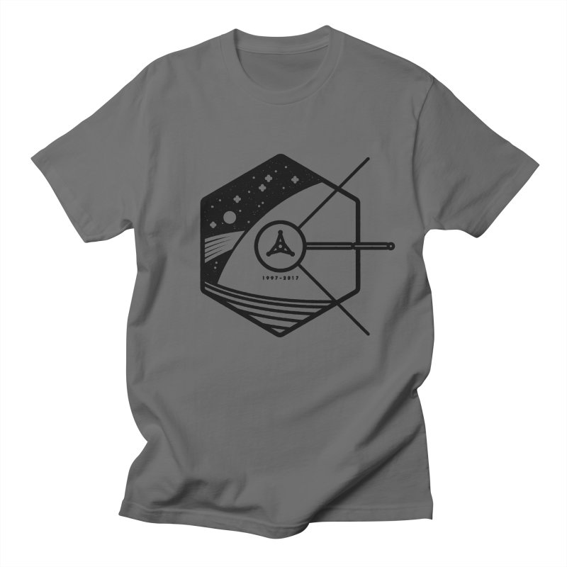 In Honour of Cassini–Huygens Men's T-Shirt by Gintron