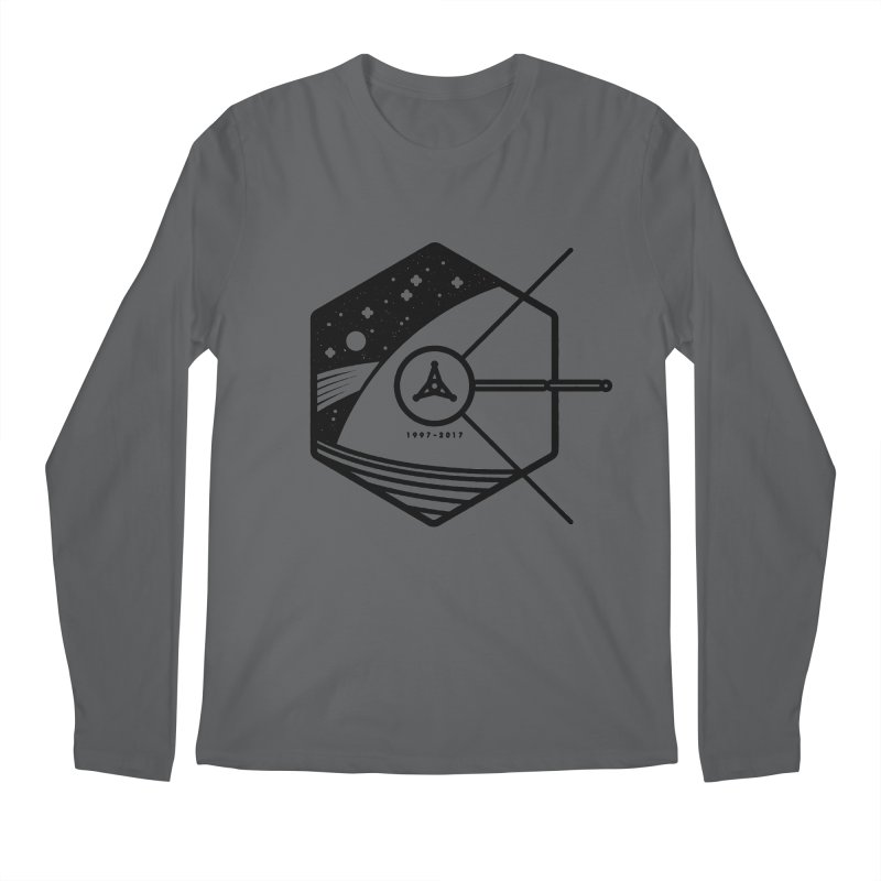 In Honour of Cassini–Huygens Men's Regular Longsleeve T-Shirt by gintron's Artist Shop