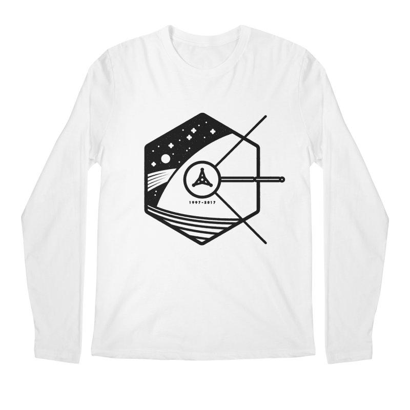 In Honour of Cassini–Huygens Men's Regular Longsleeve T-Shirt by Gintron
