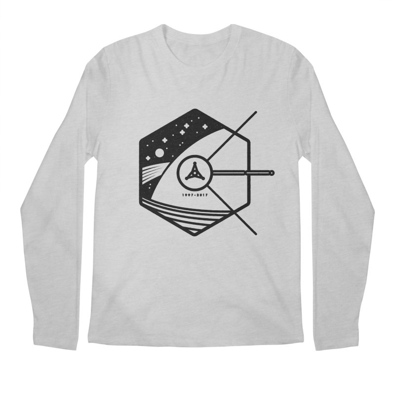 In Honour of Cassini–Huygens Men's Longsleeve T-Shirt by gintron's Artist Shop