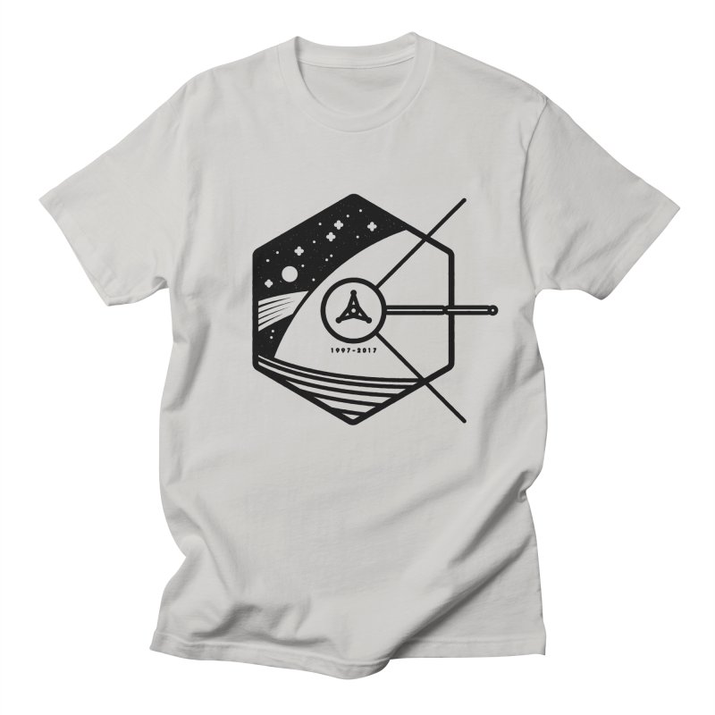 In Honour of Cassini–Huygens Men's Regular T-Shirt by Gintron