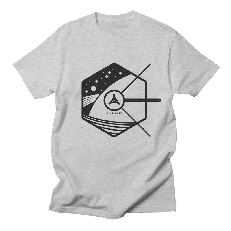 In Honour of Cassini–Huygens Men's Regular T-Shirt by gintron's Artist Shop