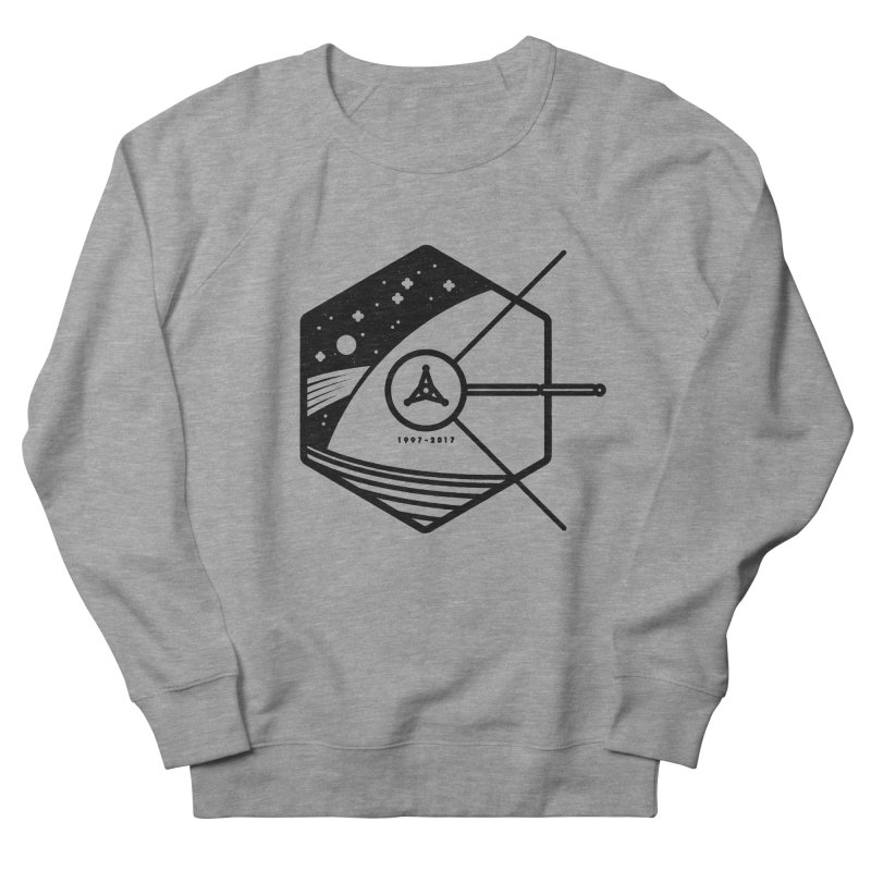 In Honour of Cassini–Huygens Men's Sweatshirt by Gintron