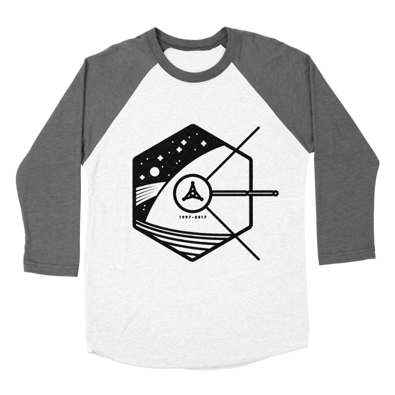 In Honour of Cassini–Huygens Women's Baseball Triblend Longsleeve T-Shirt by gintron's Artist Shop