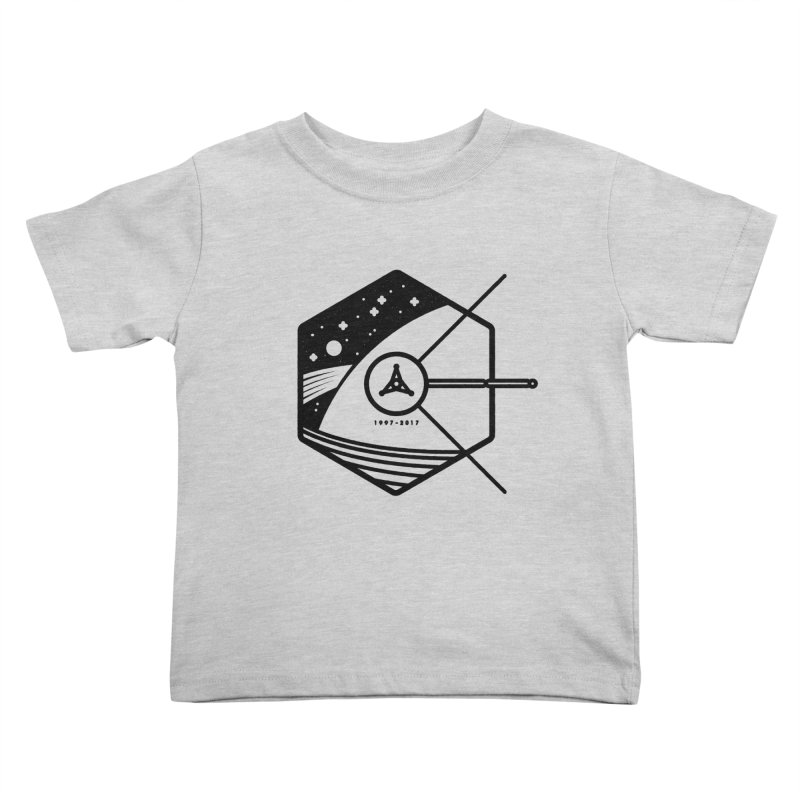 In Honour of Cassini–Huygens Kids Toddler T-Shirt by gintron's Artist Shop