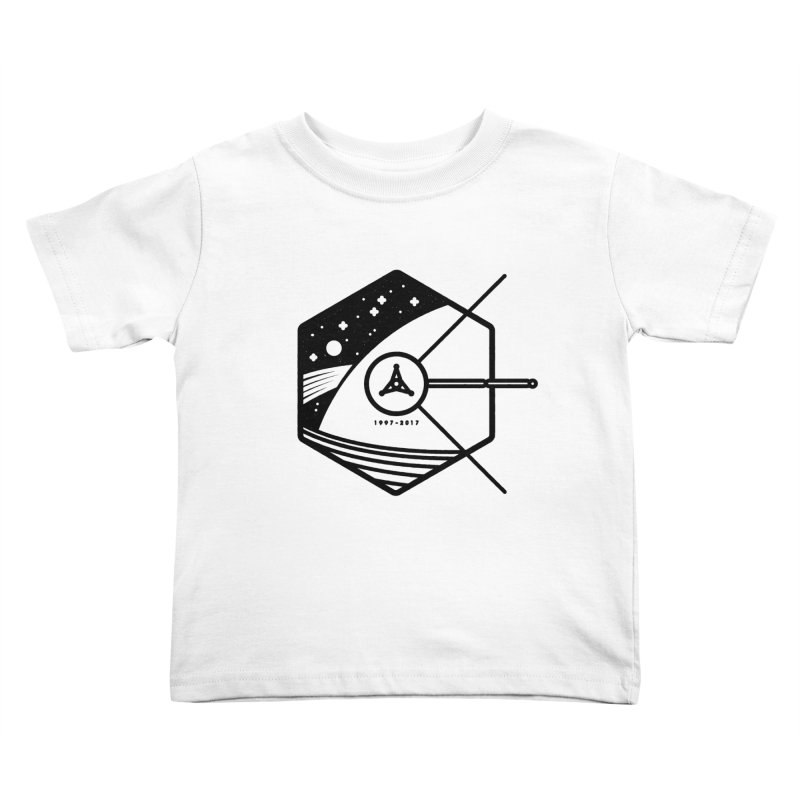 In Honour of Cassini–Huygens Kids Toddler T-Shirt by Gintron