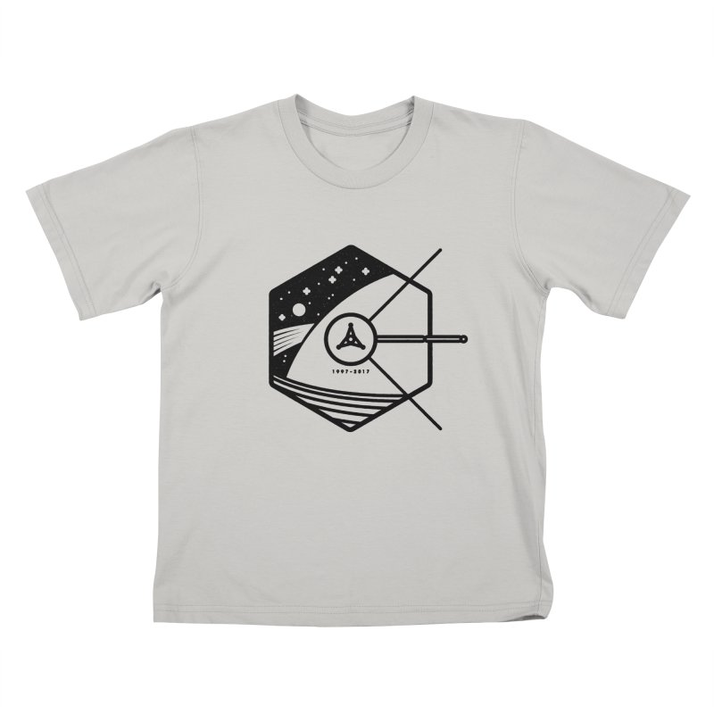 In Honour of Cassini–Huygens Kids T-Shirt by gintron's Artist Shop