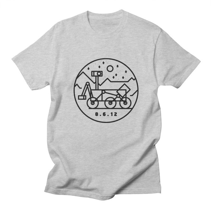 Stay Curious Women's Unisex T-Shirt by gintron's Artist Shop