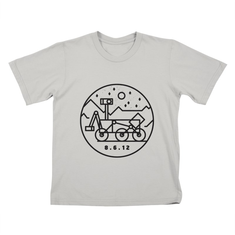 Stay Curious Kids T-shirt by gintron's Artist Shop