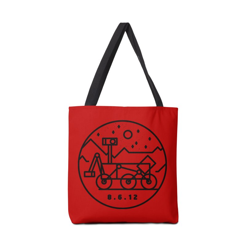Stay Curious Accessories Bag by gintron's Artist Shop