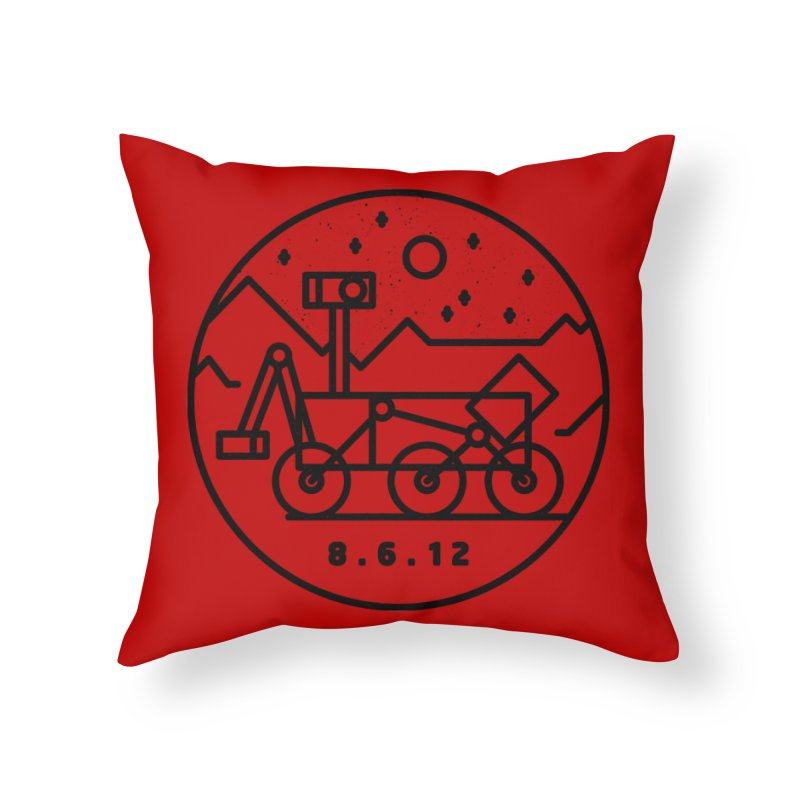 Stay Curious Home Throw Pillow by gintron's Artist Shop
