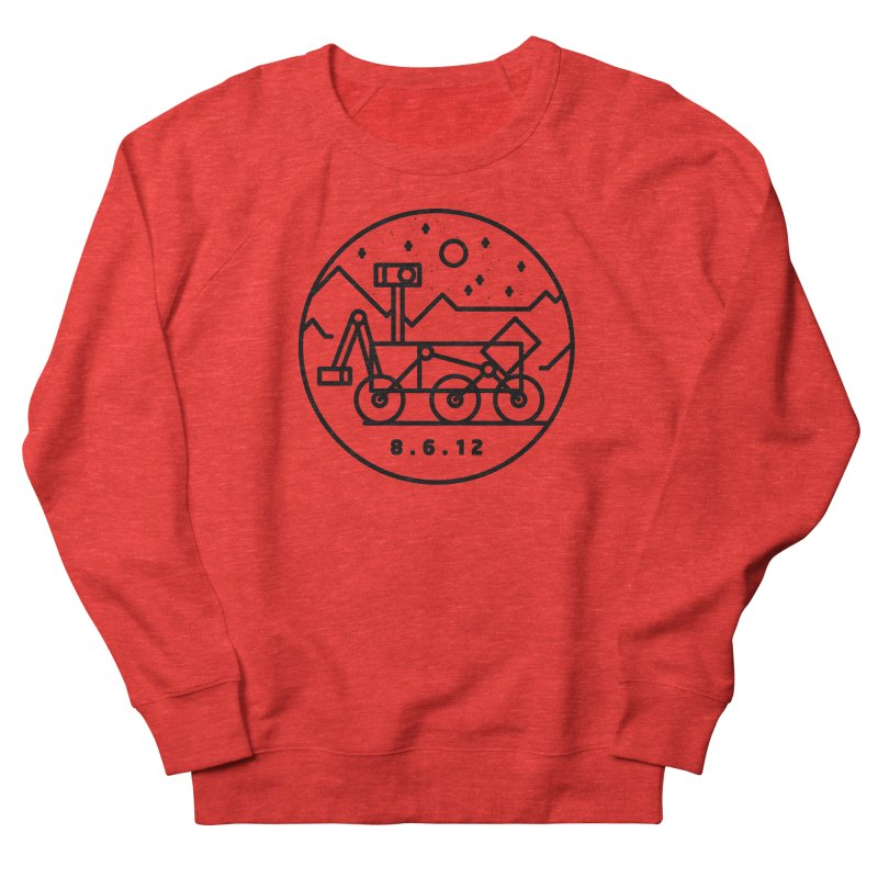 Stay Curious Men's Sweatshirt by Gintron
