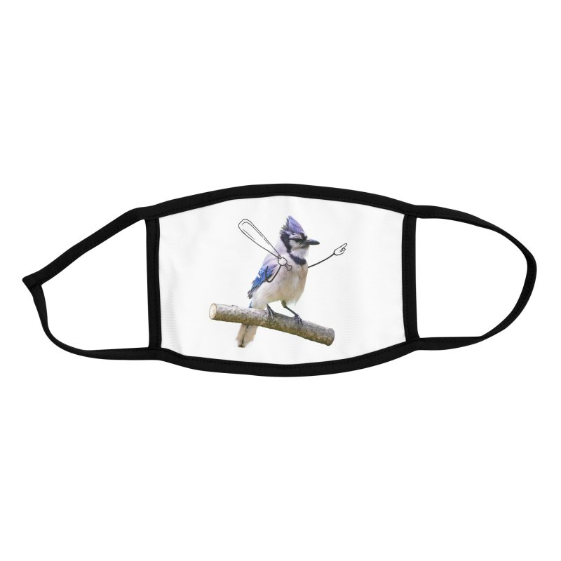 Calling His Shot Accessories Face Mask by Gintron