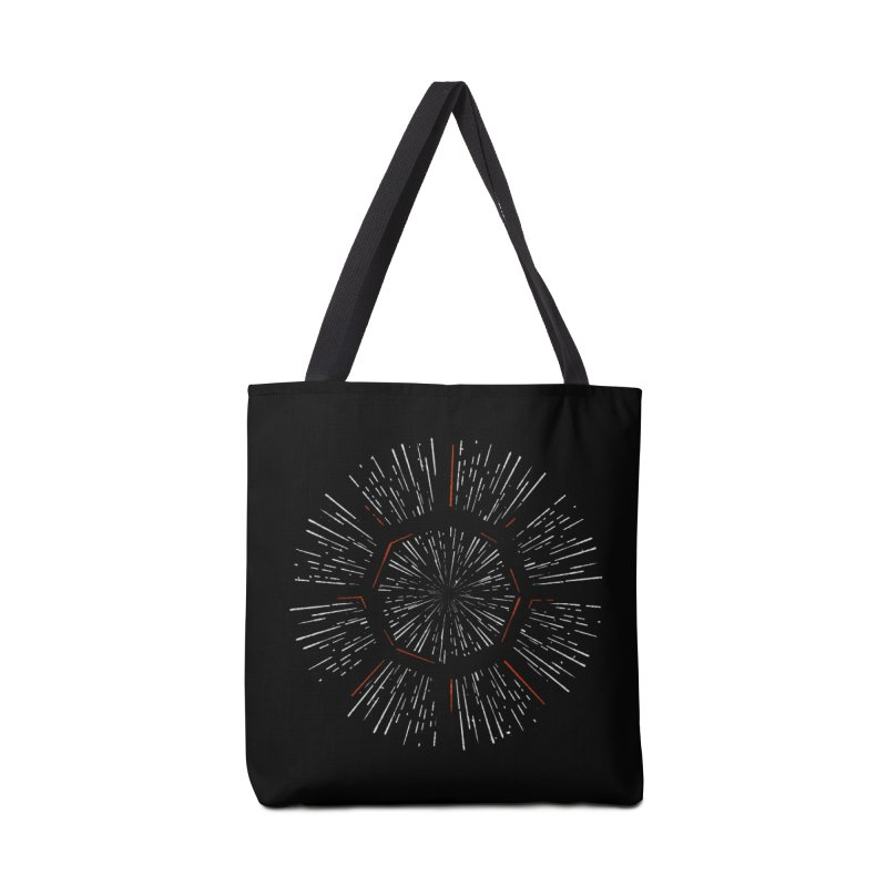 Light Speed Accessories Tote Bag Bag by Gintron