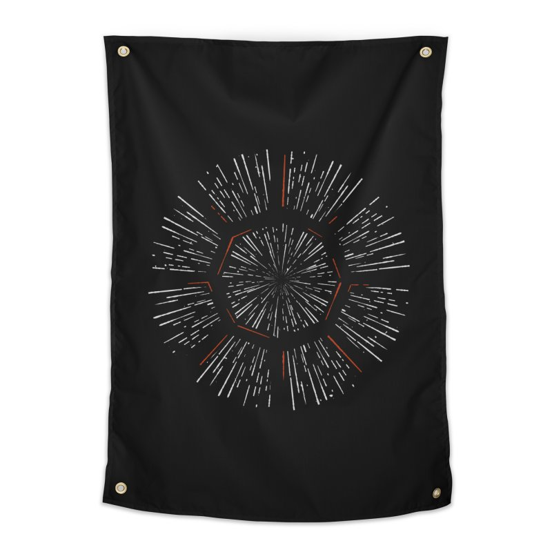 Light Speed Home Tapestry by gintron's Artist Shop
