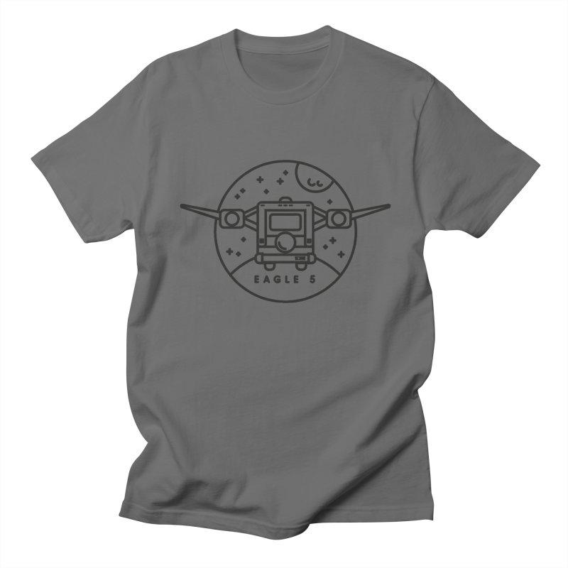 Eagle 5 Men's T-shirt by gintron's Artist Shop