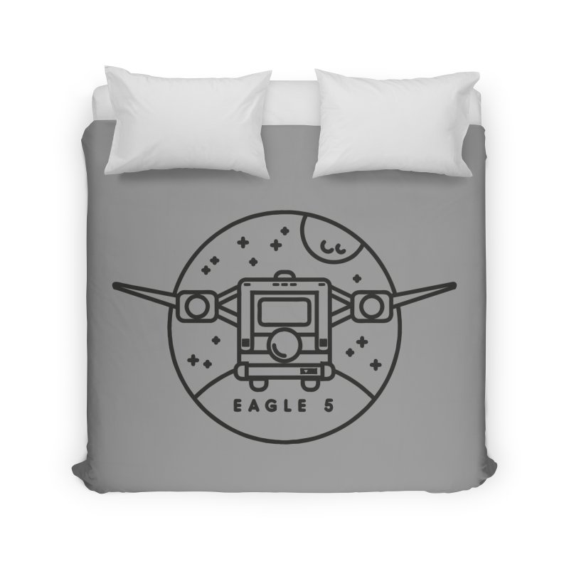Eagle 5 Home Duvet by gintron's Artist Shop
