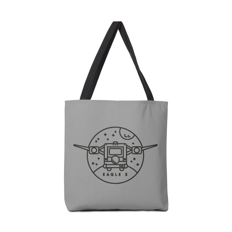 Eagle 5 Accessories Tote Bag Bag by Gintron