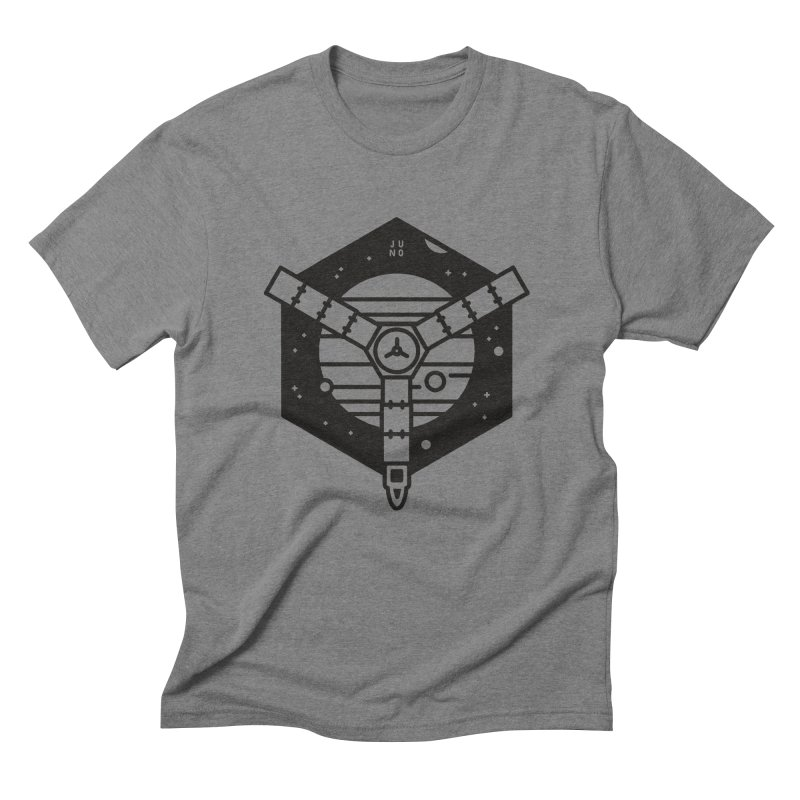 Juno in Men's Triblend T-Shirt Grey Triblend by gintron's Artist Shop