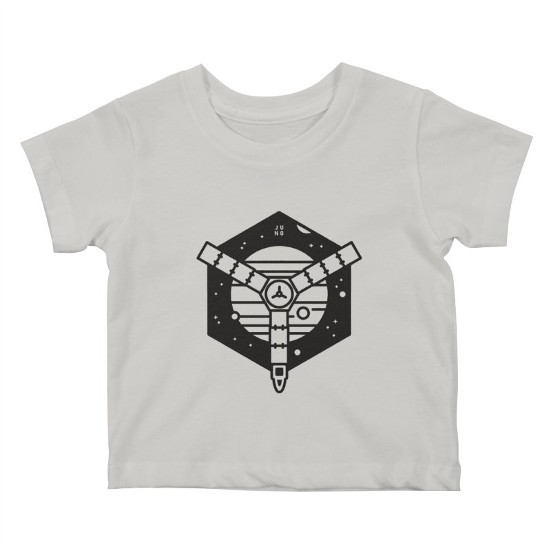 Juno Kids Baby T-Shirt by gintron's Artist Shop