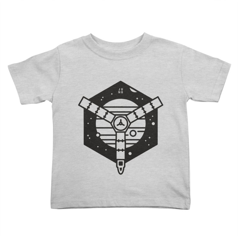 Juno Kids Toddler T-Shirt by gintron's Artist Shop