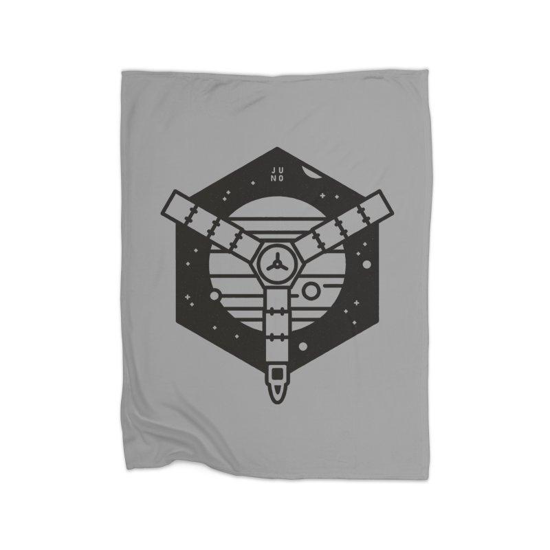 Juno Home Fleece Blanket Blanket by Gintron
