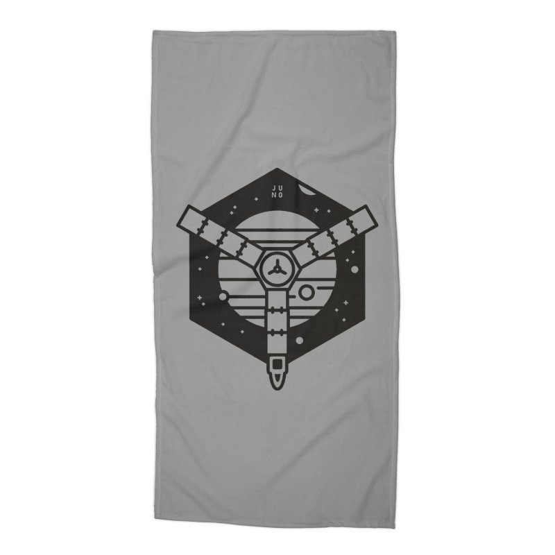 Juno Accessories Beach Towel by gintron's Artist Shop