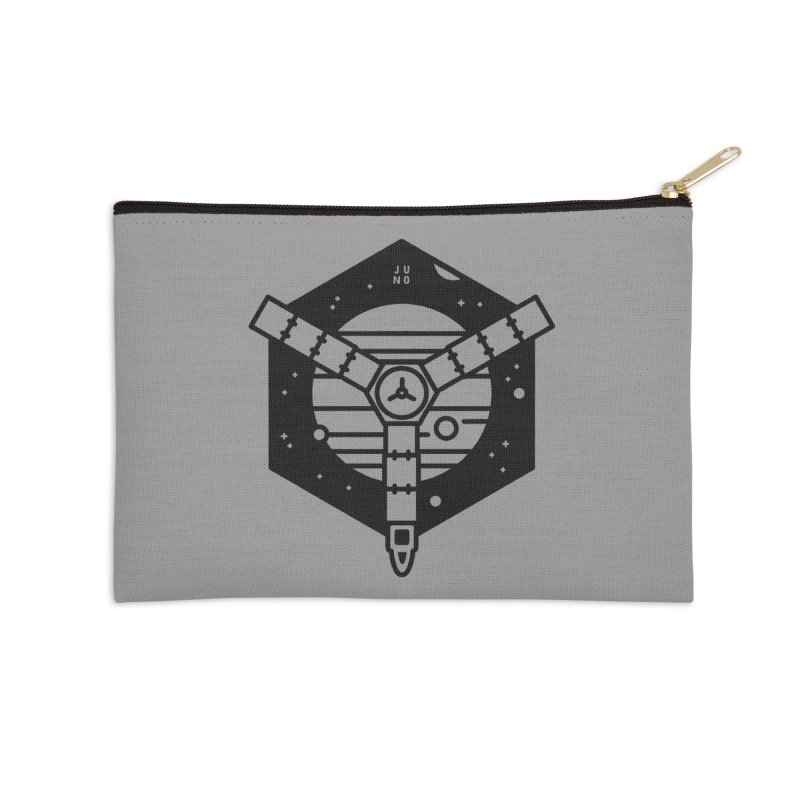 Juno Accessories Zip Pouch by gintron's Artist Shop