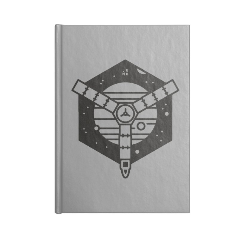 Juno Accessories Notebook by gintron's Artist Shop