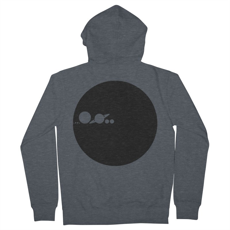 Solar Scale Women's Zip-Up Hoody by gintron's Artist Shop
