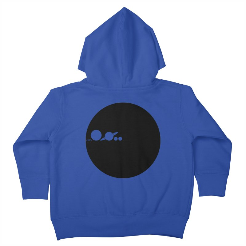 Solar Scale Kids Toddler Zip-Up Hoody by gintron's Artist Shop