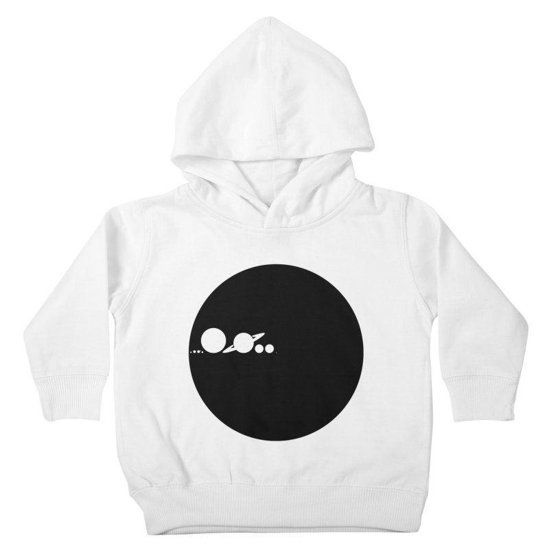 Solar Scale Kids Toddler Pullover Hoody by Gintron