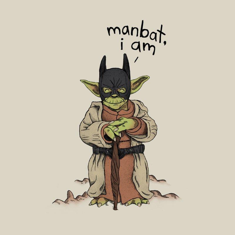 Manbat, I am. Kids Toddler Zip-Up Hoody by Gintron