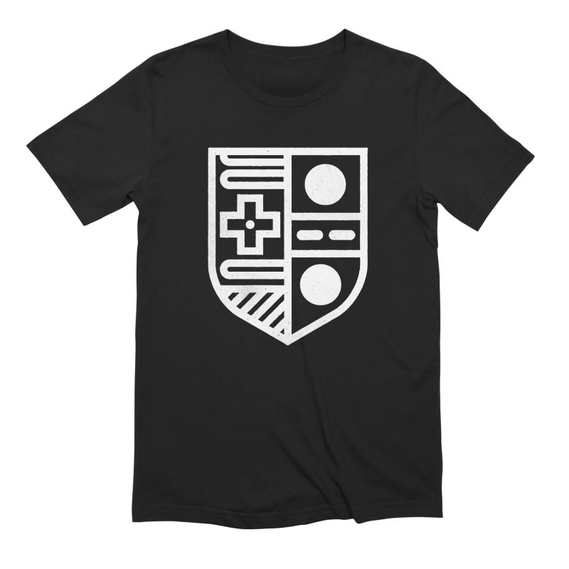 Retro Royalty Men's Extra Soft T-Shirt by Gintron