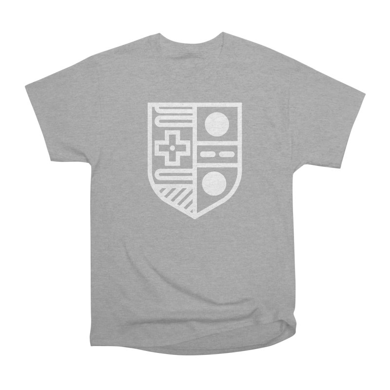 Retro Royalty Men's Heavyweight T-Shirt by Gintron
