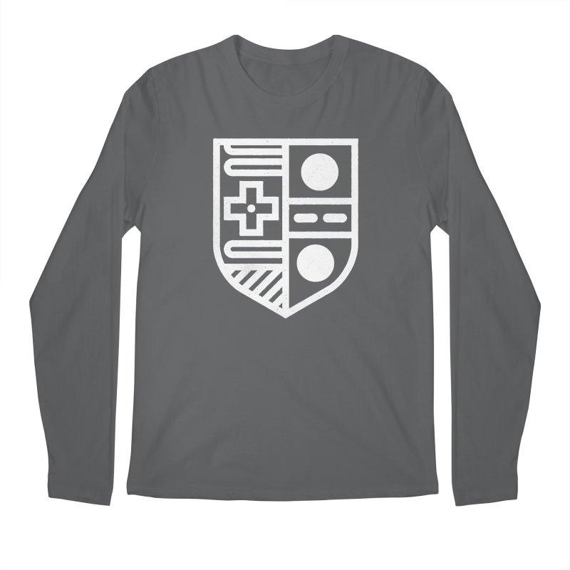 Retro Royalty Men's Longsleeve T-Shirt by gintron's Artist Shop