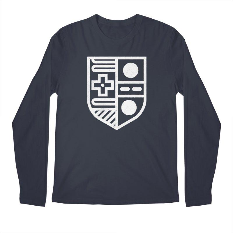 Retro Royalty Men's Regular Longsleeve T-Shirt by Gintron