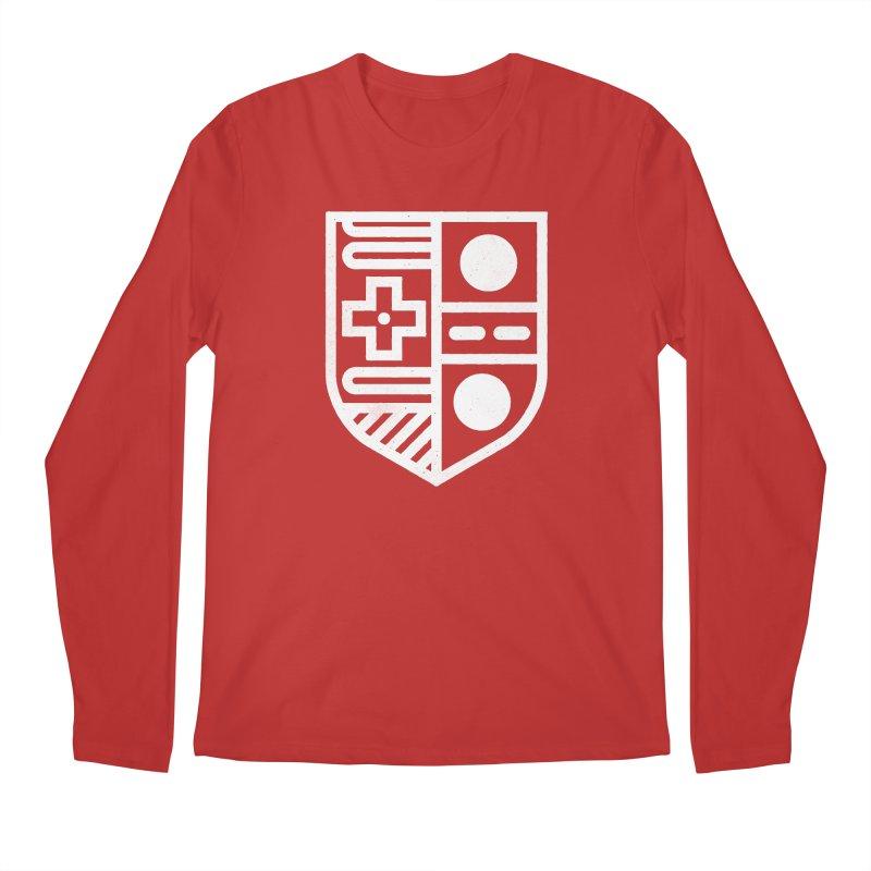 Retro Royalty Men's Regular Longsleeve T-Shirt by gintron's Artist Shop