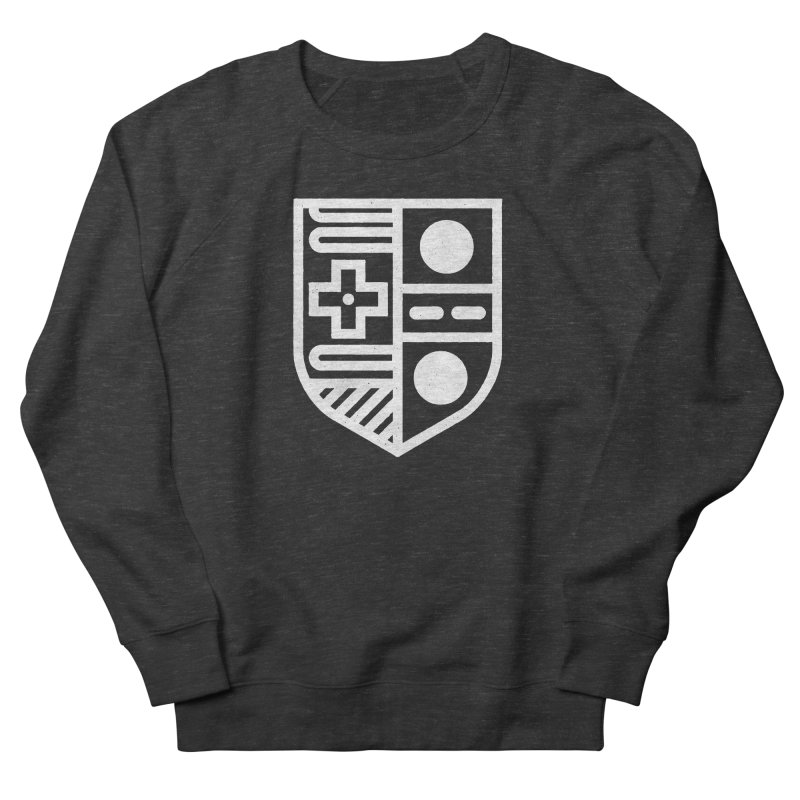 Retro Royalty Men's Sweatshirt by gintron's Artist Shop