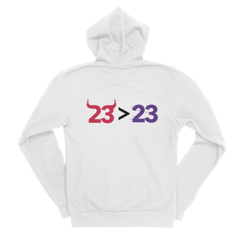 Goat Math Women's Zip-Up Hoody by Gintron