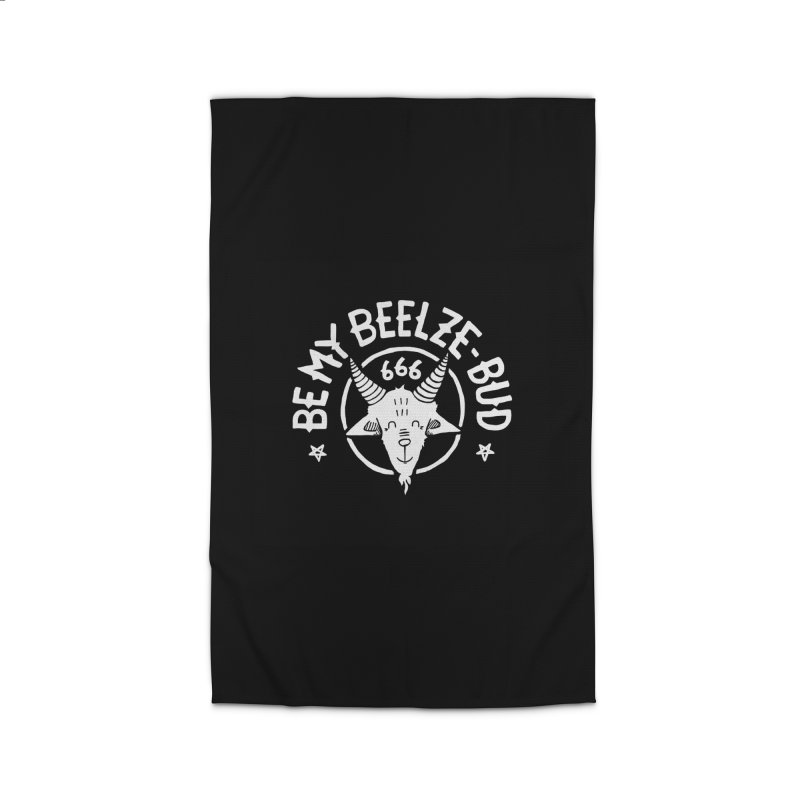 Beelze-Bud Home Rug by gintron's Artist Shop