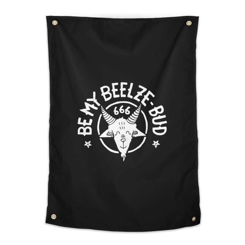 Beelze-Bud Home Tapestry by gintron's Artist Shop