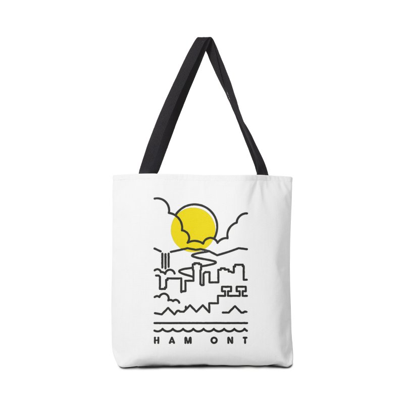HAM ONT Accessories Bag by gintron's Artist Shop