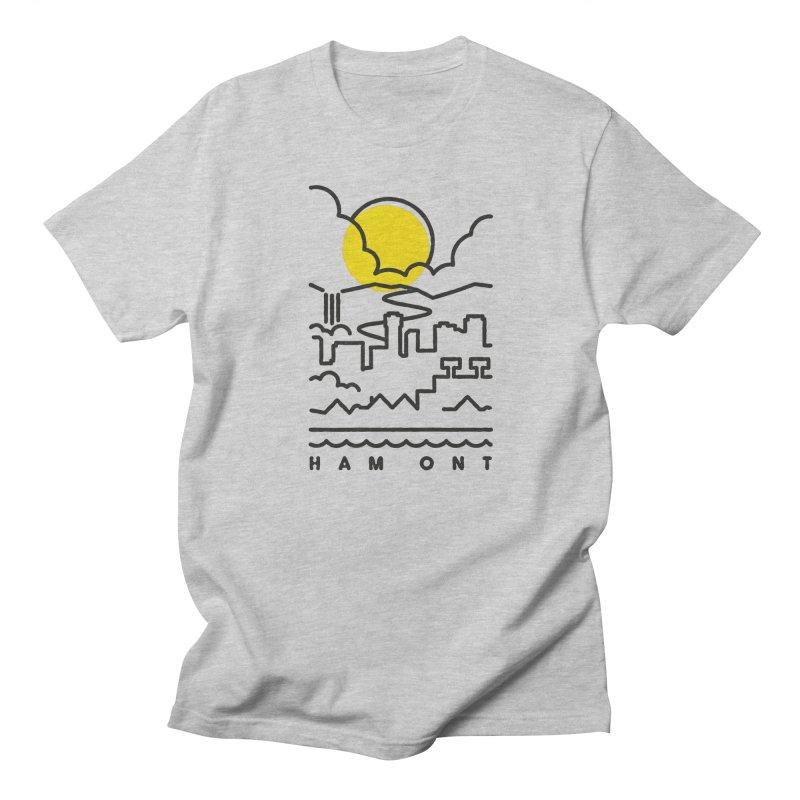 HAM ONT Men's Regular T-Shirt by Gintron