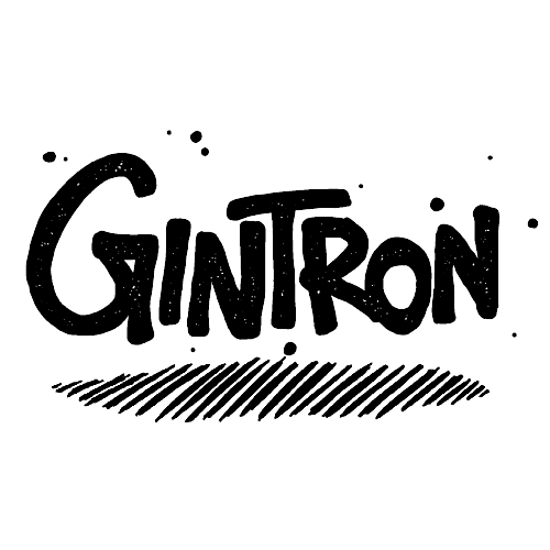 Logo for gintron's Artist Shop