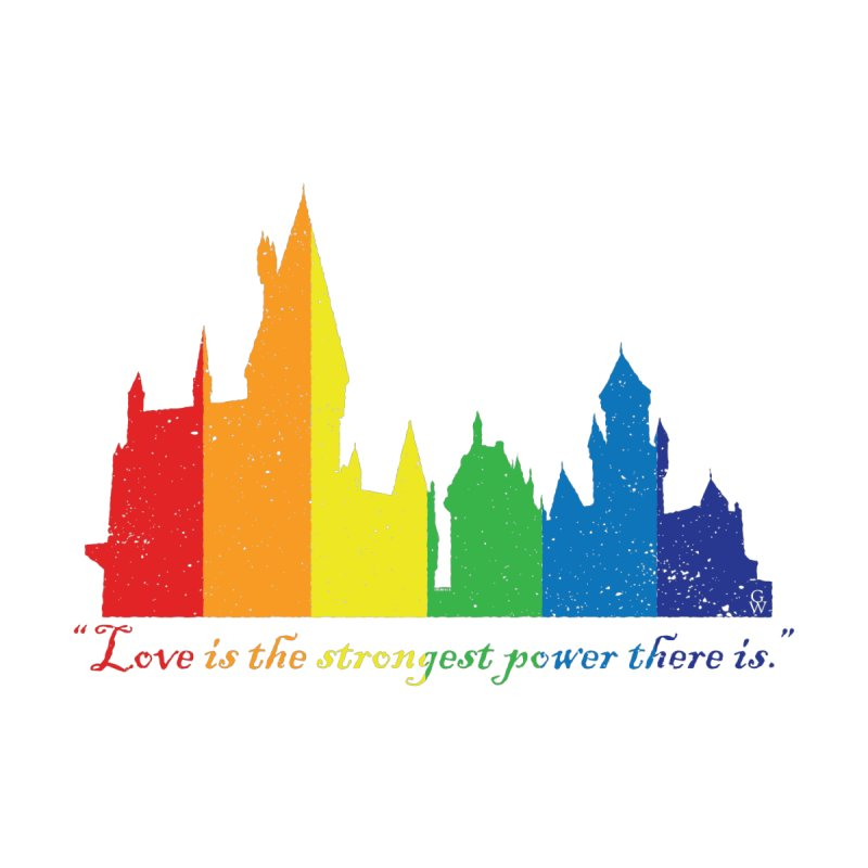 The power of love is magic by GipsonWands Artist Shop