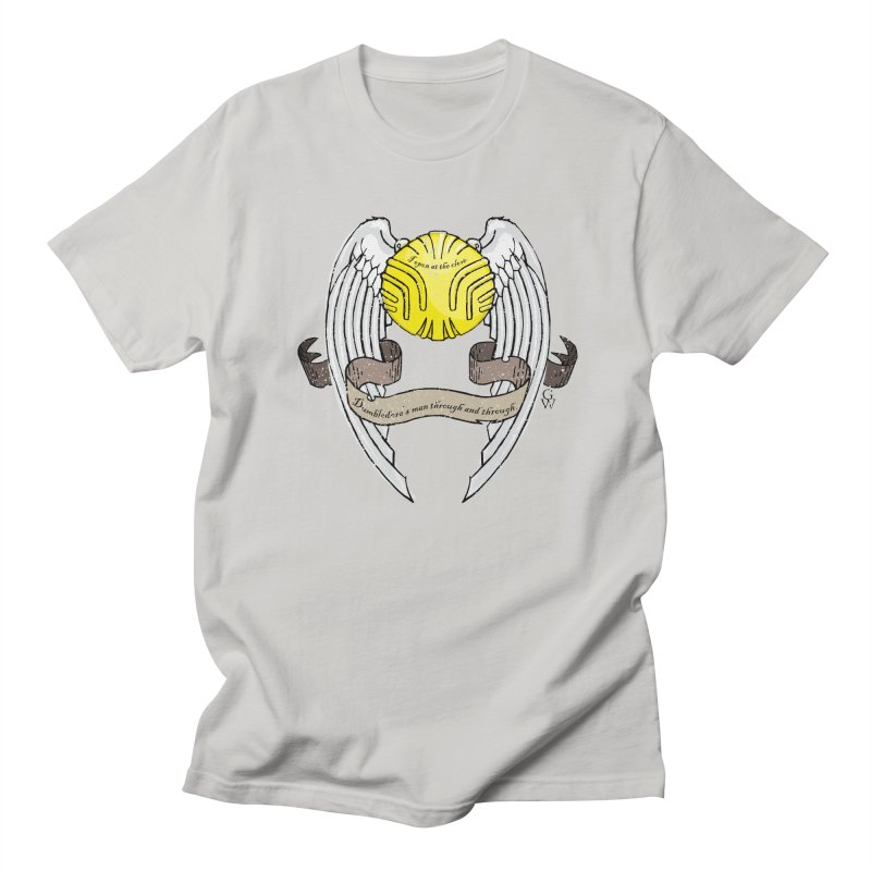Dumbledore's man Men's T-Shirt by GipsonWands Artist Shop
