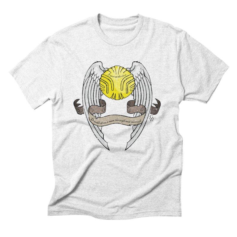 Dumbledore's man Men's Triblend T-shirt by GipsonWands Artist Shop